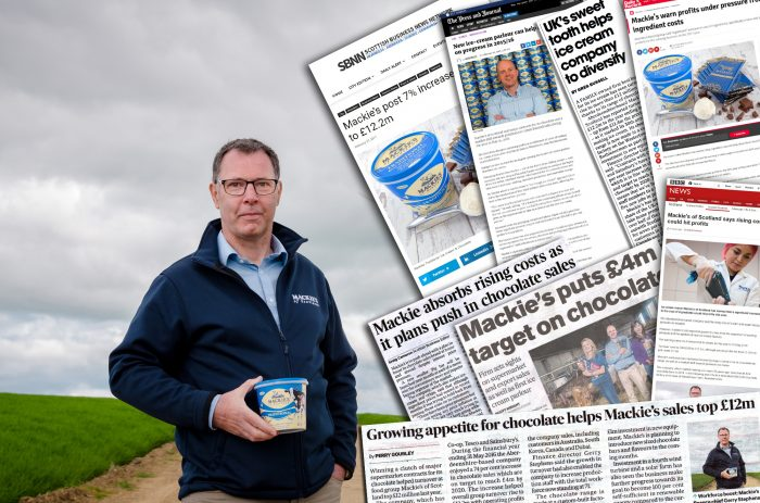 Food and Drink PR Coverage