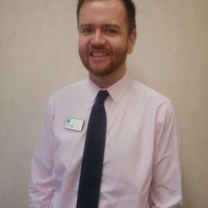 Alan Twigg from Bupa for Edinburgh PR