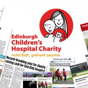 Excellent Coverage For Edinburgh PR client
