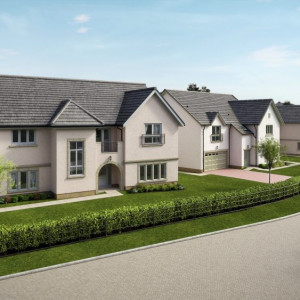 Property PR imagge of CALA Homes The Oaks development in Linlithgow- Edinburgh PR story