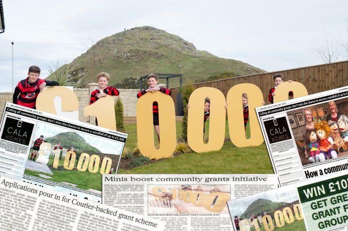 Bursary Coverage Success by Holyrood PR Edinburgh PR agency