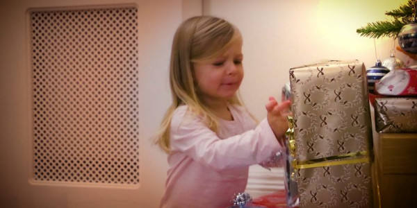 Sick Kids Charity takes Christmas PR Video to small screen