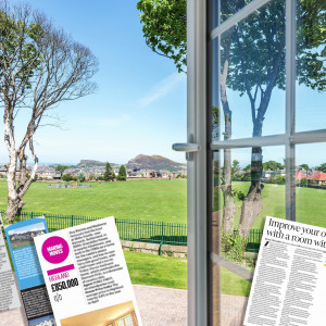 Coverage on CALA Homes Properties: Communications by Scottish PR agency, Holyrood PR