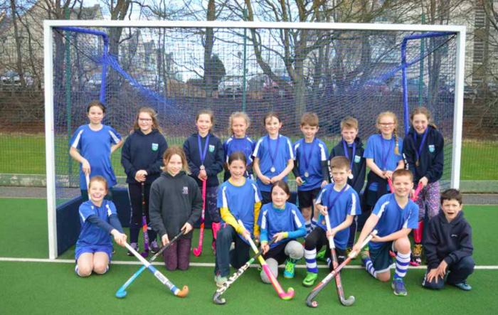 Haddington Hockey club CALA Bursary Scottish PR agency