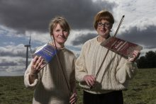 The Highland Collective at Mackie's Dairy in Aberdeenshire
