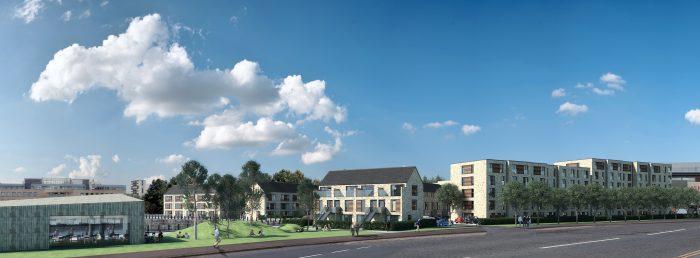 Planning PR Scotland Waterfront Plaza Approval