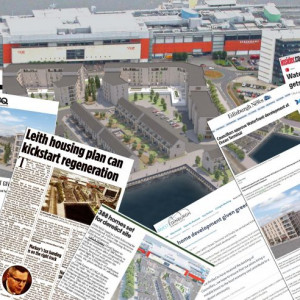 Media Relations Leith Housing Development Gets Green Light and Positive Press