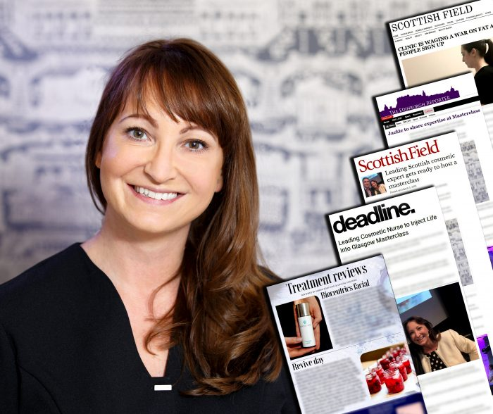 Edinburgh PR shares news of cosmetic clinic's success