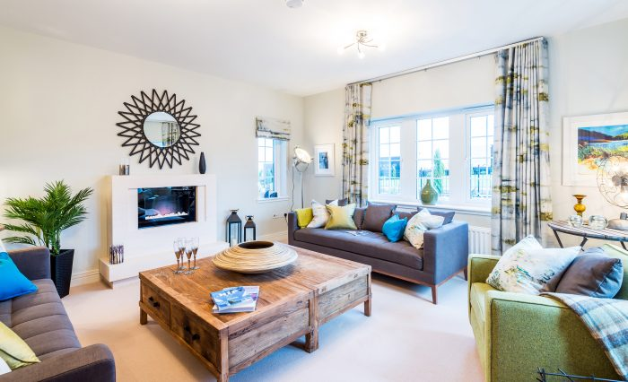 """/></p> <p><strong>AN upmarket homebuilder is urging buyers to act quickly to snap up some of the last remaining homes at one of its stunning developments.</strong></p> <p>CALA Homes (East) has only four luxury homes and four stylish apartments left available at its hugely popular Dalmeny Park development in the picturesque town of South Queensferry in Edinburgh.</p> <p>The remaining properties range from chic two bedroom apartments priced from £235,000, through to a luxury five bedroom home on the market at £670,000.</p> <p>The prime location of the site, just a short stroll from Dalmeny train station in the picturesque town of South Queensferry, has made the development incredibly desirable with 94% of homes already sold.</p> <p>Philip Hogg, Sales and Marketing Director at CALA Homes (East), said: """"The demand for new homes in this part of the world has continued to grow over the past year - and we've seen this trend first-hand at Dalmeny Park.</p> <p>""""People have been keen to get their hands on the modern homes in a location nearby excellent commuter links in one of the country's most picturesque towns.</p> <p>""""With regular trains taking less than 20 minutes to get into the heart of Edinburgh you'd be hard pressed to find a quicker, more stress-free commute with all the benefits of village living.</p> <p>""""With the delights of South Queensferry's main street within easy walking distance, it's no surprise we have just a few homes left to buy.""""</p> <p>The stylish apartments at the development benefit from innovative design which makes the most of space and light to create the ideal home for modern living.</p> <p>The Lowther and The Lewis showhomes are now available to purchase at Dalmeny Park, both are contemporary five bedroom detached homes which are perfect for family living. Flooring, fittings, curtains, lighting and landscaped gardens are all included, meaning these homes are ready to move into.</p> <p>The Lowther showhome is on the market for £660,000 and boasts"""