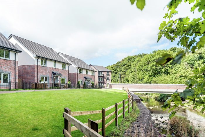 Kinleith Mill CALA Homes development Edinburgh Property PR