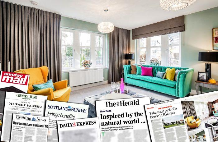 CALA Homes Balerno Edinburgh Property PR