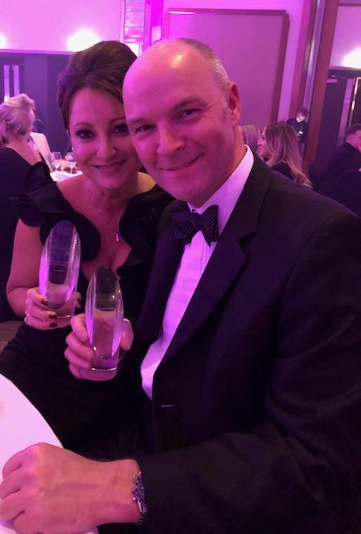 An Edinburgh cosmetic nurse won a duo of awards at The Look Awards 2018 - Edinburgh PR