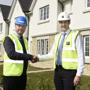 ONE of the country's leading homebuilders has constructed 14 new affordable homes are incorporated into a Midlothian housing development - Property PR