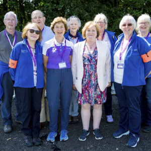 Scotland's First Ever Dementia Friendly Park with Path for All