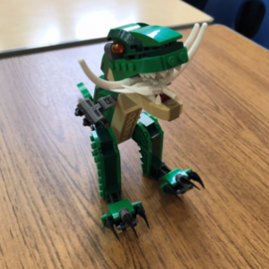 lego therapy grant funded by ECHC - story by charity PR experts