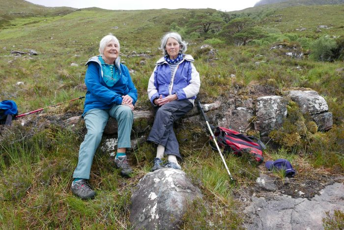 /></p> <h3>TWO Wester Ross women are celebrating over a decade of friendship, thanks to their love of walking and the great outdoors.</h3> <p>Marylynn Burbridge and Janet Whittington have been friends since 2004, and are walk leaders at the Poolewe based Step It Up Highland walking group - supported by Scotland's walking charity <a href=