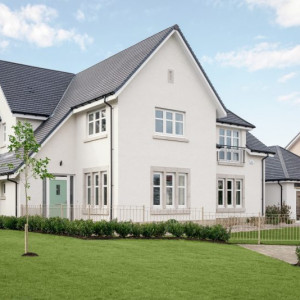 Property PR photograph of CALA Homes Ravelrig Heights property in Balerno
