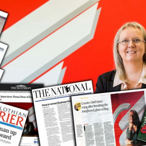 Edinburgh PR brings media success to Business Woman of the Year