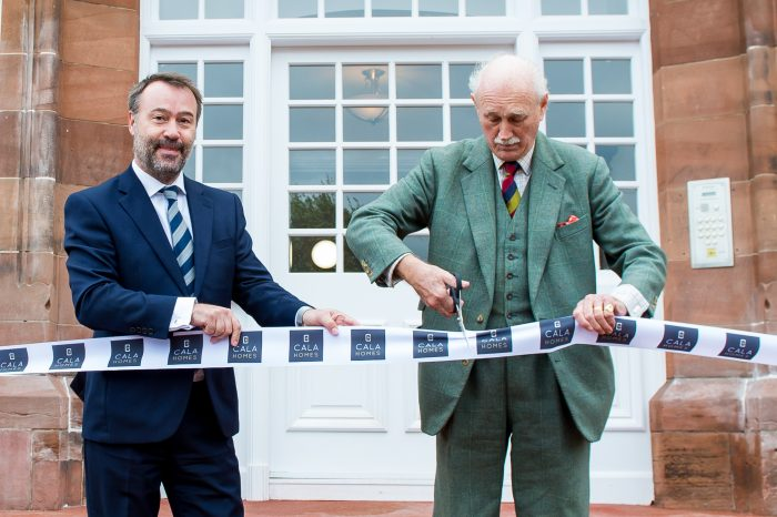 Henderson House gullane opening - by property PR experts