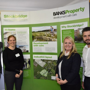 Property PR experts share story of Banks public consultation event