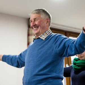 Paths for All care home Strength and balance exercises