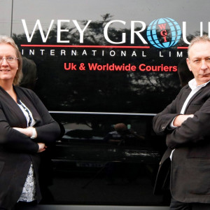 Eagle Couriers' acquisition of Wey Group International