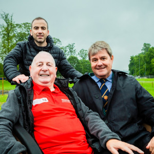 Bield tenant helps Cycling Without Age