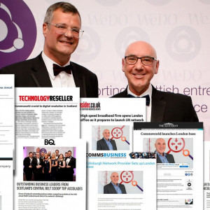 Tech PR agency secures bumper month of coverage for client Commsworld