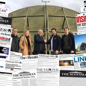 Tech PR firm helps Skyrora into the headlines