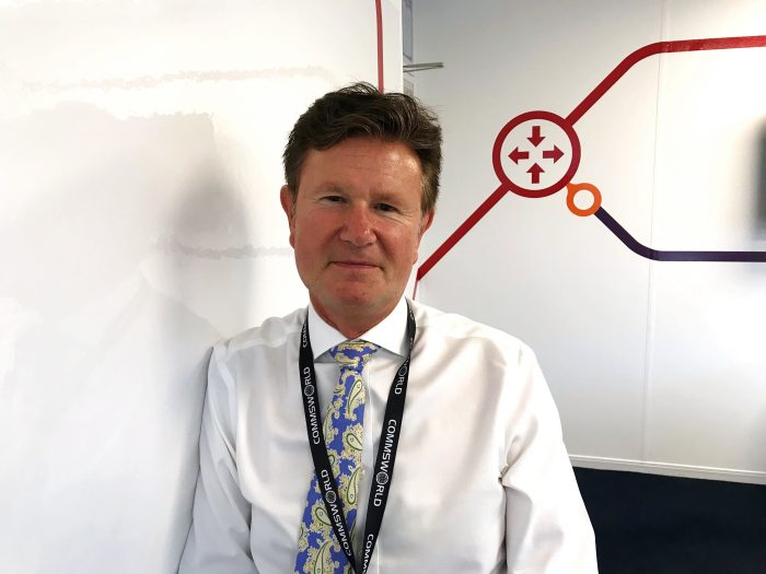 Keith Barrett Commsworld Hire to Head up London Sales Charge | Tech PR