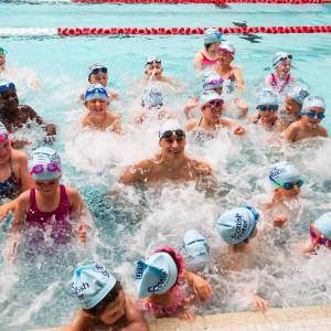 Swim Star Makes Waves in Perth