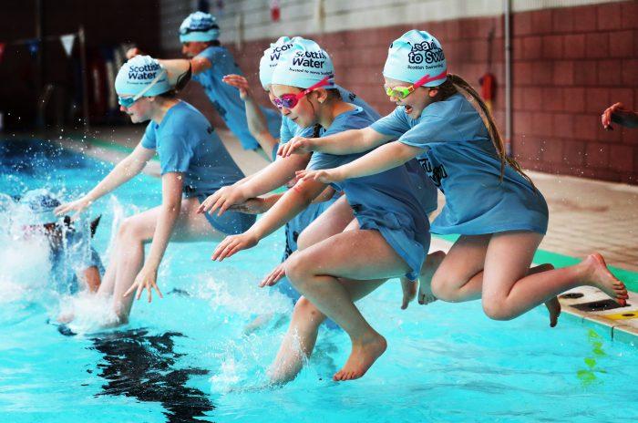 Olympics swim star makes waves in perth   Scottish PR