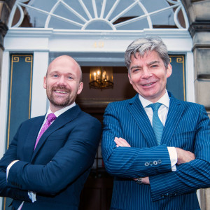 Johnston Financial appoints Steve Rowntree - PR photography