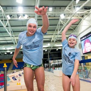 East Lothian to race swimming champion Duncan Scott