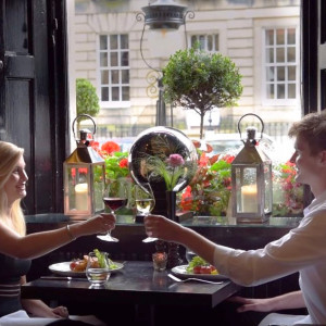 Edinburgh restaurant takes awkwardness out of first dates. Food PR
