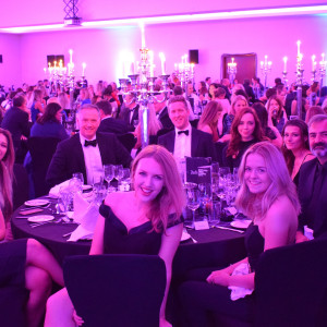 Award winning agency Holyrood PR at CIPR PRide Awards 2019