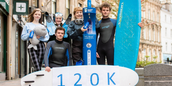 Scotland Taps Into Water On-The-Go