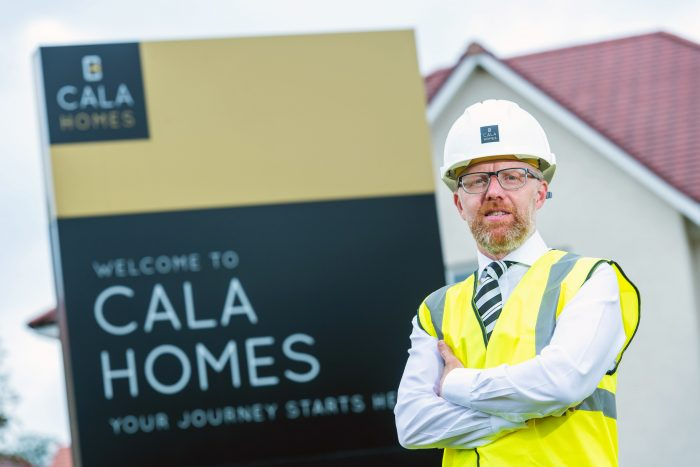 Edinburgh Project Manager to Represent Scotland on National Stage | Property PR