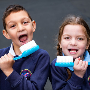 Scottish Water is Crowning Glory for Teeth