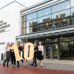 Business Venue Celebrates a Decade of Hospitality - Scottish PR Agency