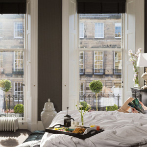 Half Price Luxury at Edinburgh City Centre Hotel
