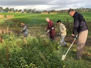 Scotland's paths to be brought back to life | Charity PR