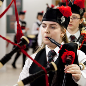 Piping Competition Honours Manchester Bombing Victim
