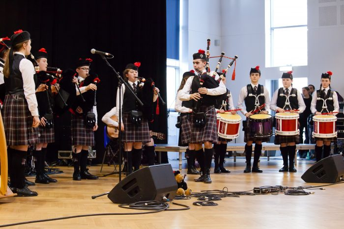 Piping Competition Honours Manchester Bombing Victim | Scottish PR