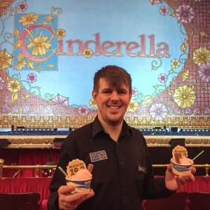 Fairytale ice cream to sleigh audiences this Christmas