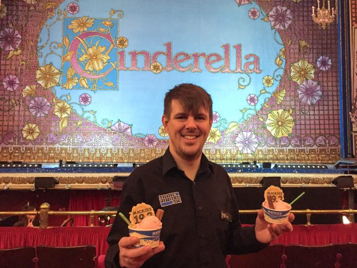 Fairytale ice cream to sleigh audiences this Christmas   food and drink PR