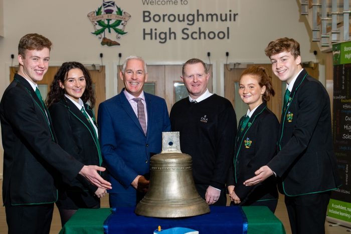 Housebuilder Arrives with Bells On at Boroughmuir   Property PR