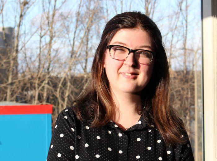 PR Photograph of Stephanie Sutherland, Development Manager at Blackwood