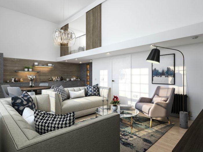 A property PR image for CALA Homes of new apartment near Boroughmuir High School