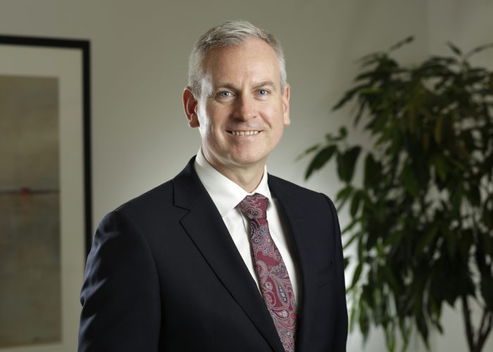 John Docherty, Associate Director with Core-Asset Consulting, professional image | Financial services PR